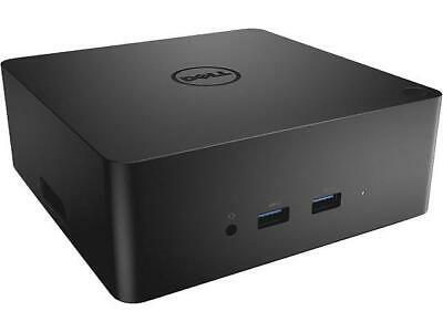 DELL TB16 USB-C UHD DOCKING STATION, USB(5), HDMI(1), mDP(1), T/BOLT(1), LAN(1),