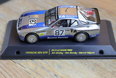 PROMOTION Falcon Slot Cars Porsche 924 GTR Réf. 02005