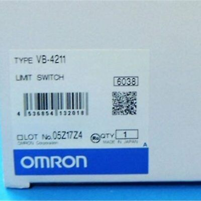 1PC new in box Omron VB-4211 One year warranty