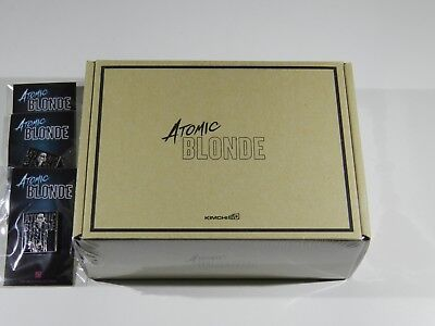 Atomic Blonde 4K UltraHD Blu-ray Steelbooks KimchiDVD One Click ONLY 200 MADE