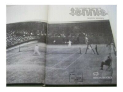 The concise dictionary of tennis by Hedges, Martin Book The Fast Free Shipping