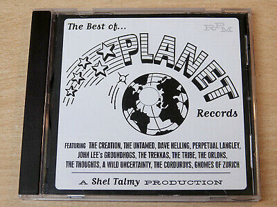 The Best Of Planet Records/2000 CD Album/Creation/Dave Helling