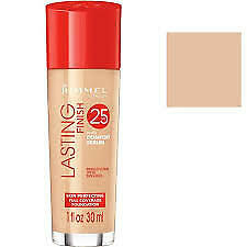 Rimmel Foundation - Lasting Finish 25 hr - SPF 20 - 30ml