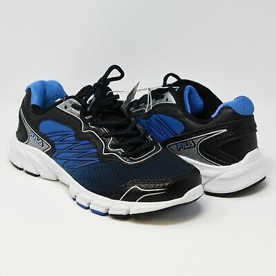 1e8110c307f4 Fila Mens Indus Running Athletic Shoes Coolmax Fabric Sneakers 10 - New