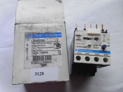 LR2-K0308 MOELLER TeSys - 023044 relais thermique thermal overload 1,6 - 2,6 A