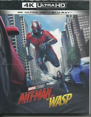 Ant-Man and The Wasp 4K Ultra HD (2018) 2 Blu Ray
