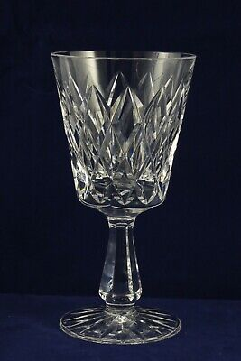 Beautiful Waterford Crystal Kinsale Water Goblet / Large Wine Glass