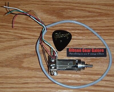 Gibson Les Paul Switch Classic 3 Way Straight Toggle Long Guitar Parts Custom HP