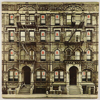Led Zeppelin - Physical Graffiti 2xLP - Swan Song