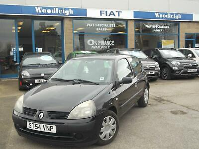 05/54 Renault Clio 1.5 Dci Authentique 3 Door