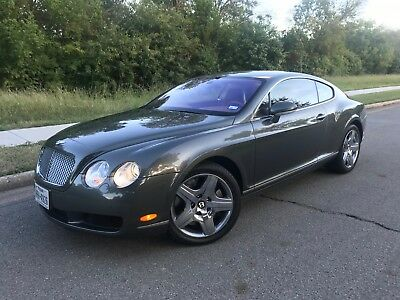 2005 Bentley Continental GT  2005 Bentley Continental GT