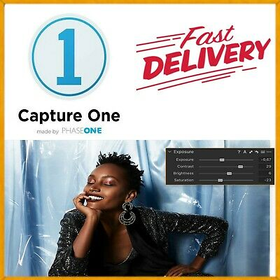 Capture One Pro 12 - Latest Version - Lifetime Activator - Fast Delivery
