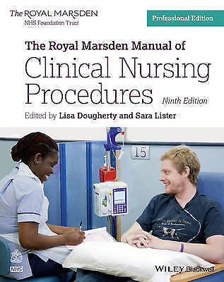 (PDF) The Royal Marsden Manual of Clinical Nursing Procedures
