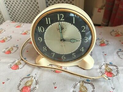 Vintage Smiths Sectric Alarm Clock
