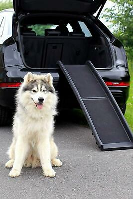 Lightweight Non Slip Folding Dog  Pet Car Ramp