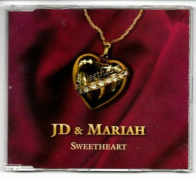 MARIAH CAREY & JC Sweetheart VERY RARE AUSTRIA PROMO CD SINGLE UNIQUE COVER 1998