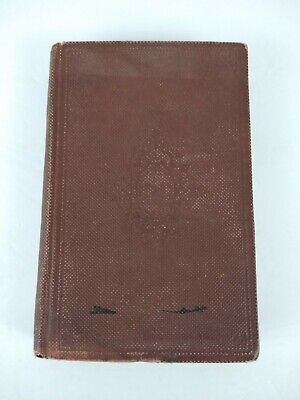 Antique Hardcover 1859 First Edition The Professor at The Breakfast-Table Holmes
