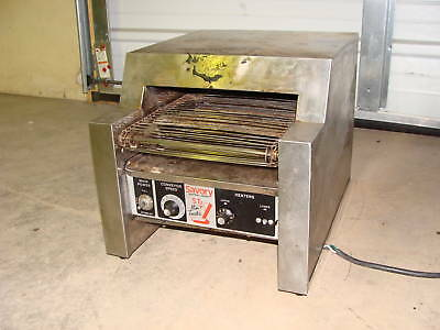 Merco Savory S-Steel Counter Top Conveyor Toaster