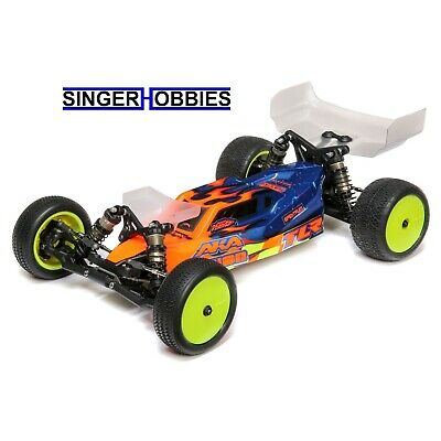 Team Losi 1/10 22 5.0 2WD Radio Control Buggy DC Race Kit Dirt/Clay TLR03016 HH