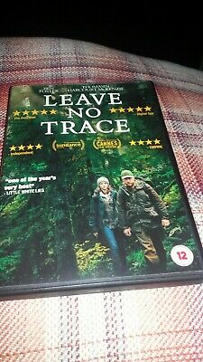 Leave No Trace Dvd. 2018