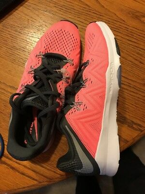 8fc803bf117a Women s Nike Zoom Condition Tr Training Shoes Size 7.5 852472 600 Lava Glow