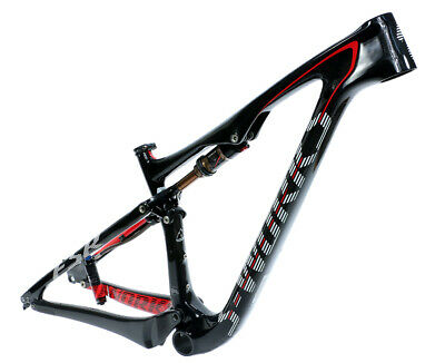 53a83d804bb Specialized S-WORKS Epic FSR Carbon WC 29 Small Frameset Fox Black NEW IN  BOX