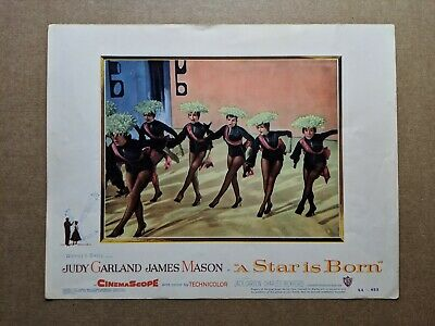 A Star Is Born & Other Lot Warner Brothers, 1954 Overall: Very Fine- Lobby Cards