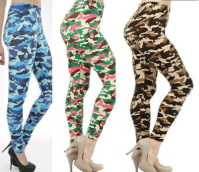 3dcfbb968d91e SHINY COATED METALLIC Wet Look Leggings Footless S M L Xl Assorted ...