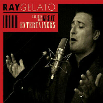 Ray Gelato : Ray Gelato Salutes the Great Entertainers CD (2009) Amazing Value