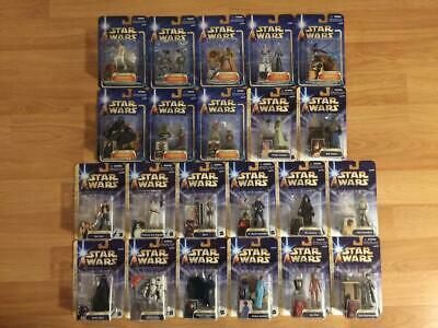 New Star Wars: Episode 2 Attack of the Clones Action Figures 2003 Collection 2