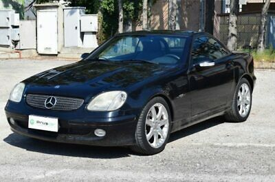 MERCEDES-BENZ SLK 200 cat Kompressor Evo