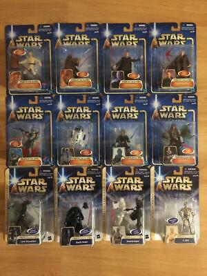 New Star Wars: Episode 2 Attack of the Clones Action Figures 2003 Collection 1