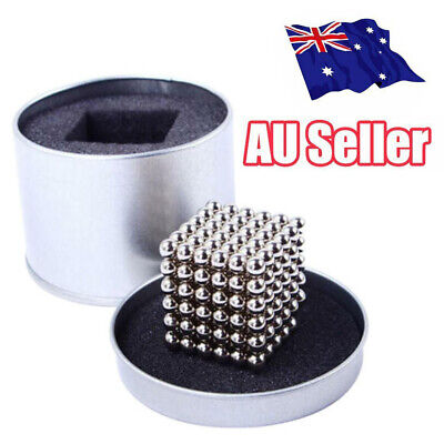 216pcs 3mm Magic Magnet Magnetic DIY Balls Sphere Neodymium Cube Luxury Beads