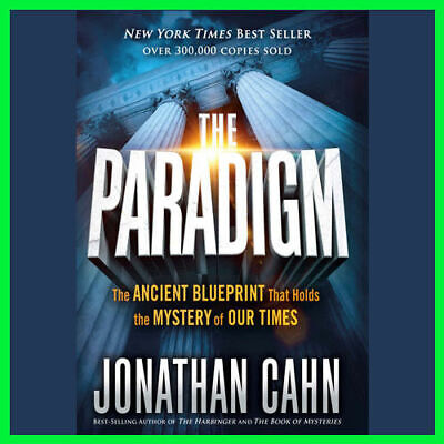 The Paradigm by Jonathan Cahn (E-BooK){PDF}Fast Delivery