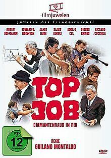 Top Job - Diamantenraub in Rio - mit Klaus Kinski & ... | DVD | Zustand sehr gut