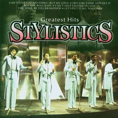 Stylistics, The - Greatest Hits - Stylistics, The CD 7QVG The Fast Free Shipping