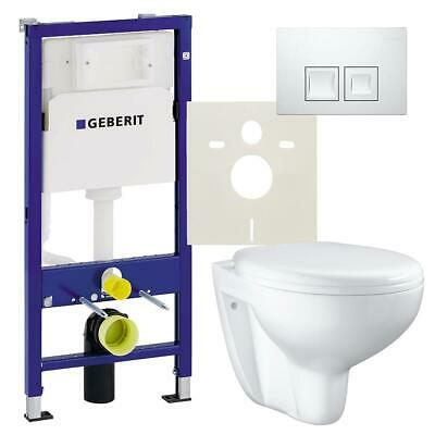 Geberit Duofix Basic Vorwandelement UP 100 Delta Grohe Baukeramik WC-Sitz WC-Set