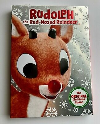 Rudolph the Red-Nosed Reindeer (DVD, 2010) with sleeve