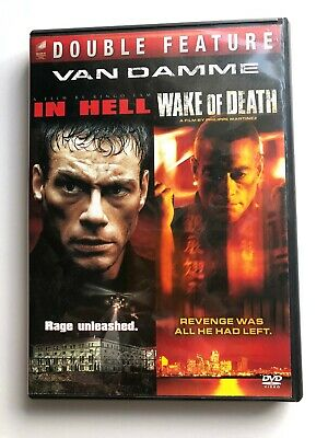 DOUBLE FEATURE: In Hell/Wake of Death (Van Damme)