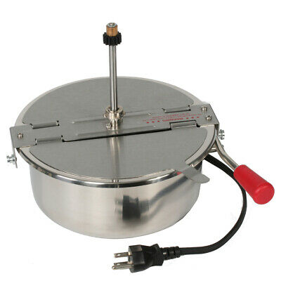 Replacement 8 oz Kettle For Popcorn Machine, Great Northern #4082, Olde Midway
