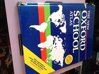 The New Oxford School Atlas, , Used; Good Book