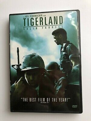 "Tigerland (DVD, 2001) ft. ""newcomer"" Colin Farrell 