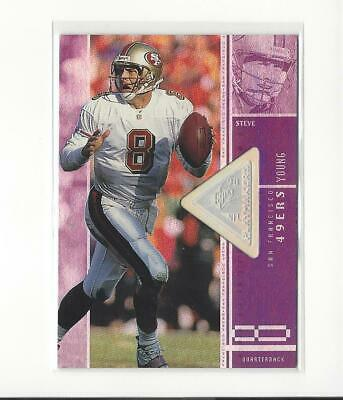 1998 SPx Finite Spectrum #99 Steve Young 49ers /1375