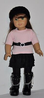 American Made Doll Clothes For 18 Inch Girl Dolls Dress Lot
