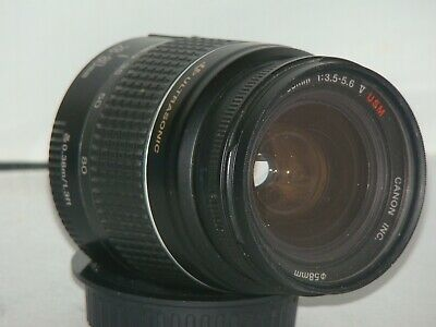 Canon EF 28 - 80mm f3.5 Zoom Lens