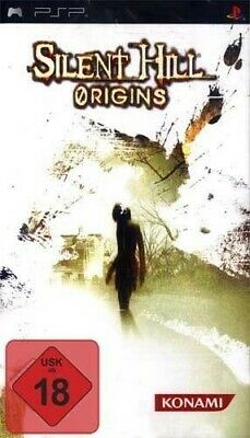 Sony PSP / Playstation Portable game - Silent Hill Origins boxed