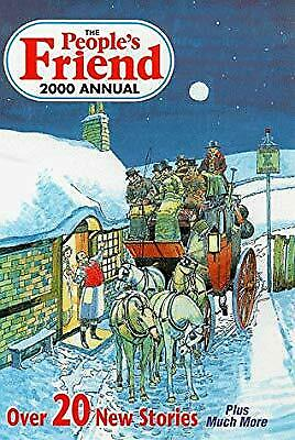 The Peoples Friend Annual 2000, , Used; Good Book