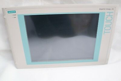 "Siemens SIMATIC Touch Panel Monitor 15 "" LCD TFT Series P4 A5E00338530"