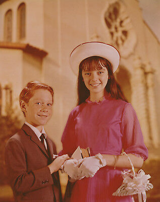 Lost In Space Billy Mumy Angela Cartwright 8x10 photo D8104