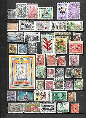 WW Misc.! Includes Used, Mint, Etc.! To $+ Each! See Scans.#AK205